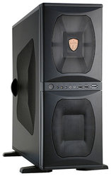 Корпус Chieftec Aegis CX-05B-BM Black